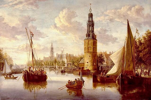 Montelbaans Tower Amsterdam