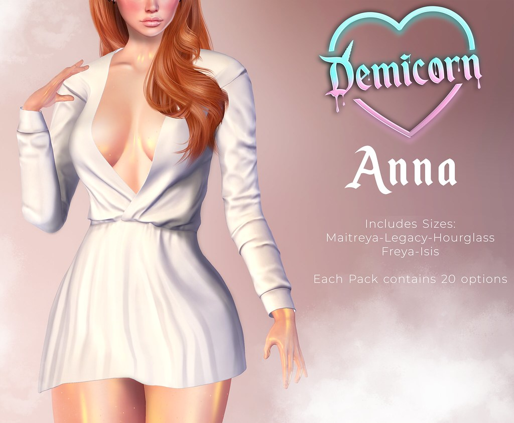 {Demicorn} Anna Dress AD