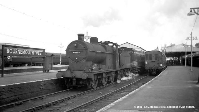 c.1960 - Bournemouth (Weast), Hampshire.