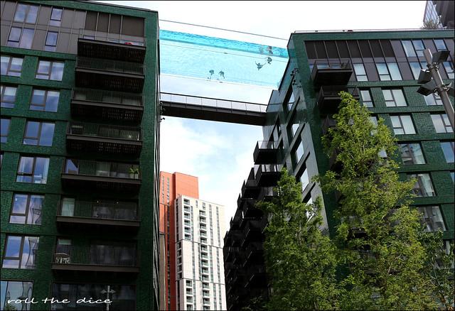 Embassy Gardens' Sky Pool