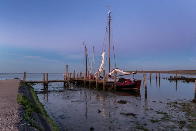 Het haventje van Sil / Texel