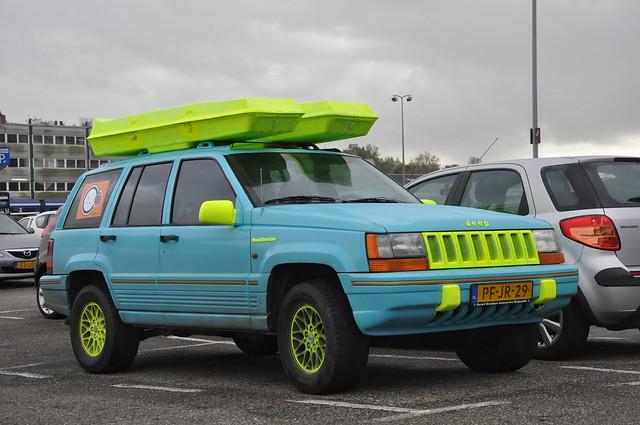1996 Jeep Grand Cherokee 5.2i Limited