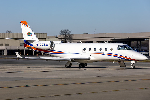 N772SW - IAI Gulfstream G150 - KPDK - Feb 2021