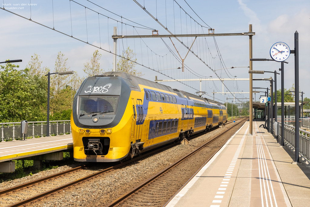 """NS 9585 """"IC 3955"""" - Purmerend"""