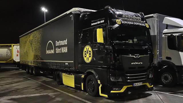 D - Dortmund fährt MAN MAN TGX 18.510 XXL
