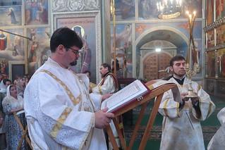 13 июня 2021 | Божественная литургия в Иверском монастыре