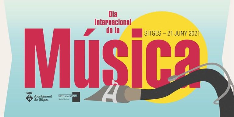 Día internacional de la música Sitges 2021 – DIM Sitges 2021