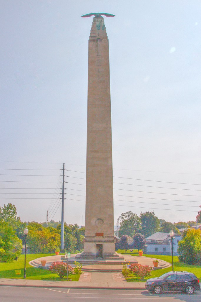 Macdonough Monument: History Of Plattsburgh's Famous Monument