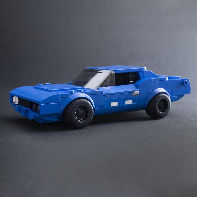 '71 Plymouth Roadrunner - NASCAR