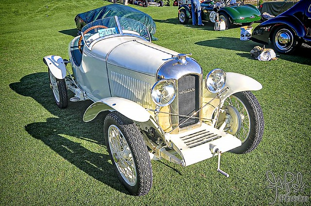 1928 Amilcar Model CGSS at Amelia Island 2011