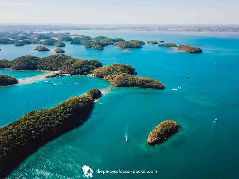 HUNDRED ISLANDS: PANGASINAN TRAVEL REQUIREMENTS