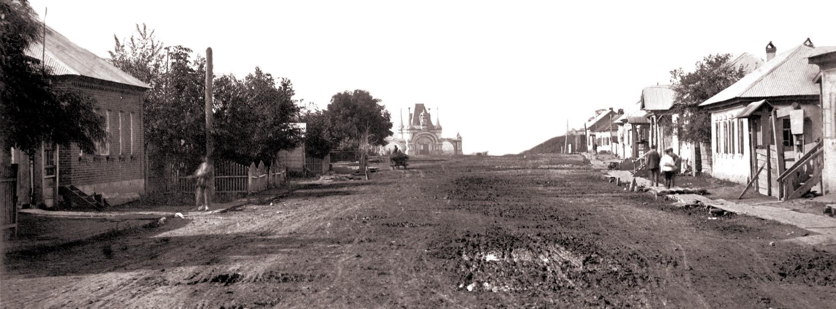 Николаевская улица.