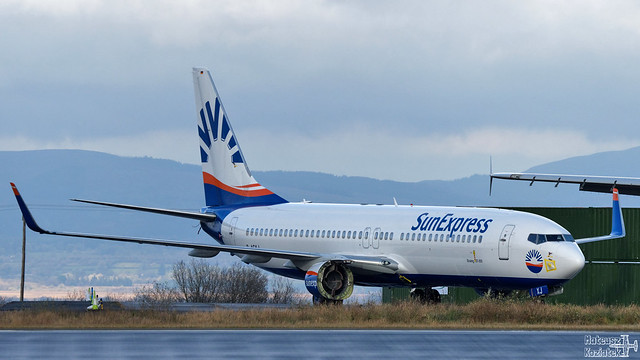 SunExpress Germany 🇩🇪 Boeing 737-800 D-ASXJ