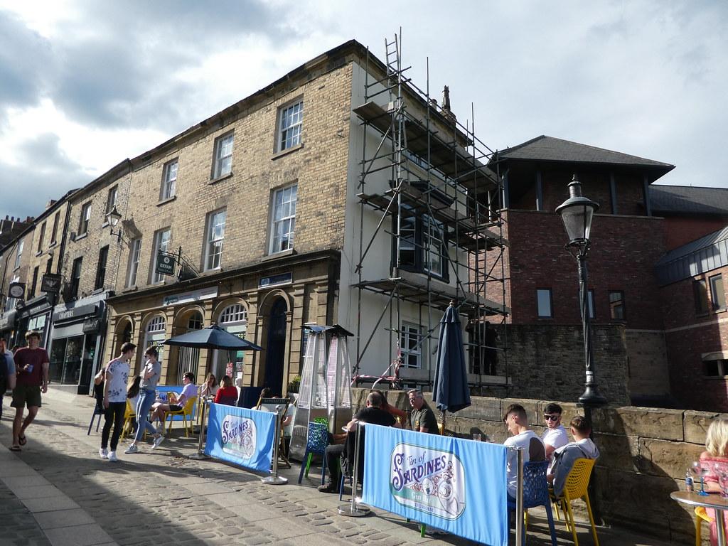 The Tin of Sardines Gin Bar, Durham