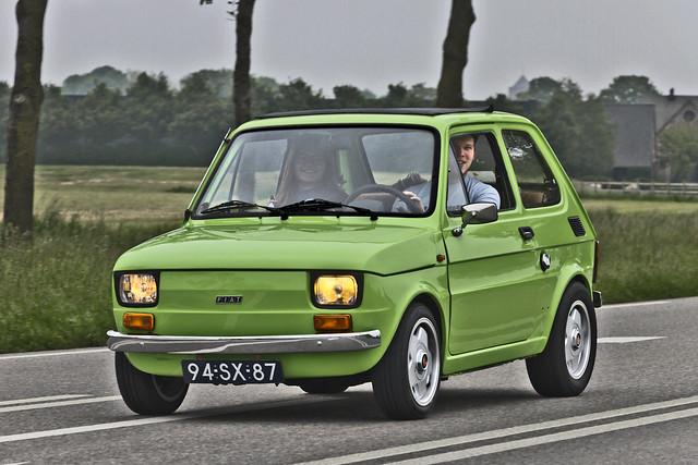 FIAT 126 Personal 4 1977 (3011)