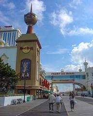 Trump Taj Mahal skywalk
