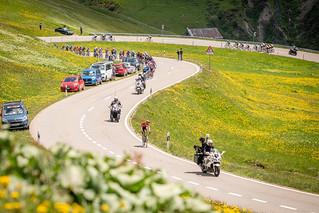 Tour de Suisse 8st stage: Andermatt> Andermatt