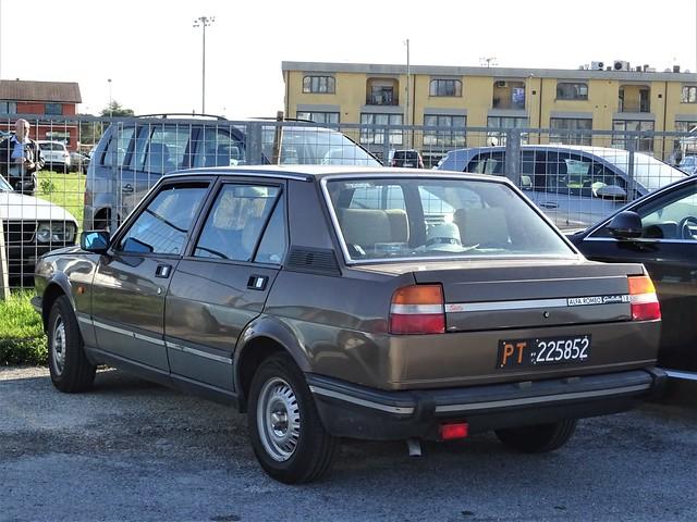 1981 Alfa Romeo Giulietta 1.8