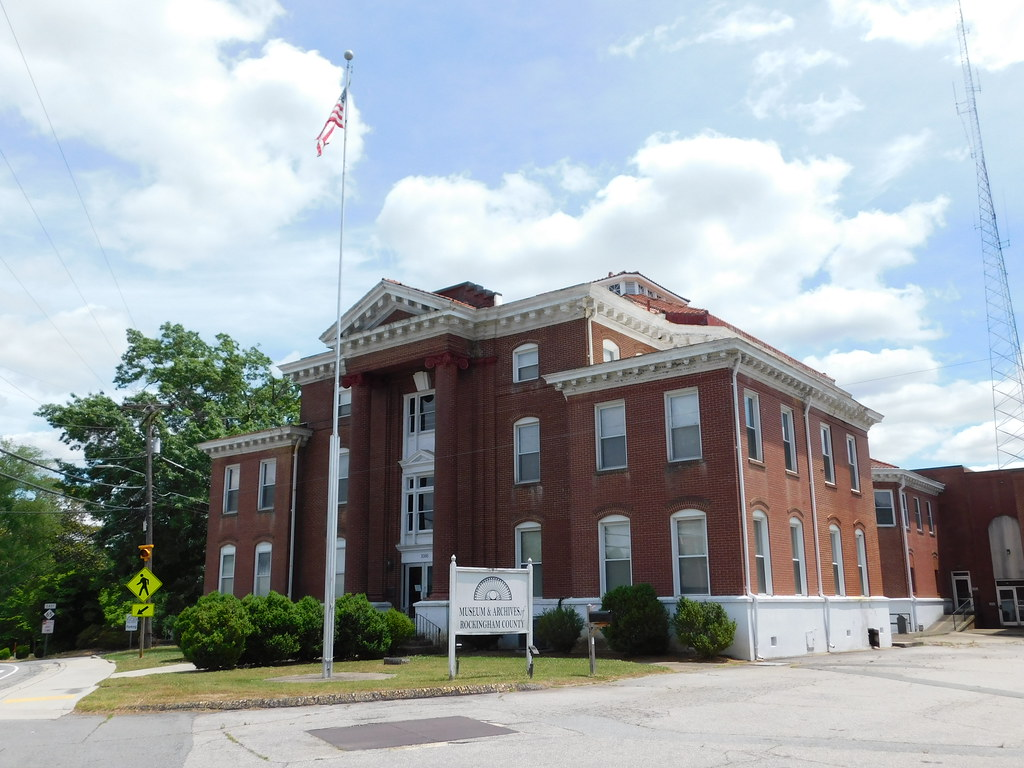 (Old) Rockingham County Courthouse