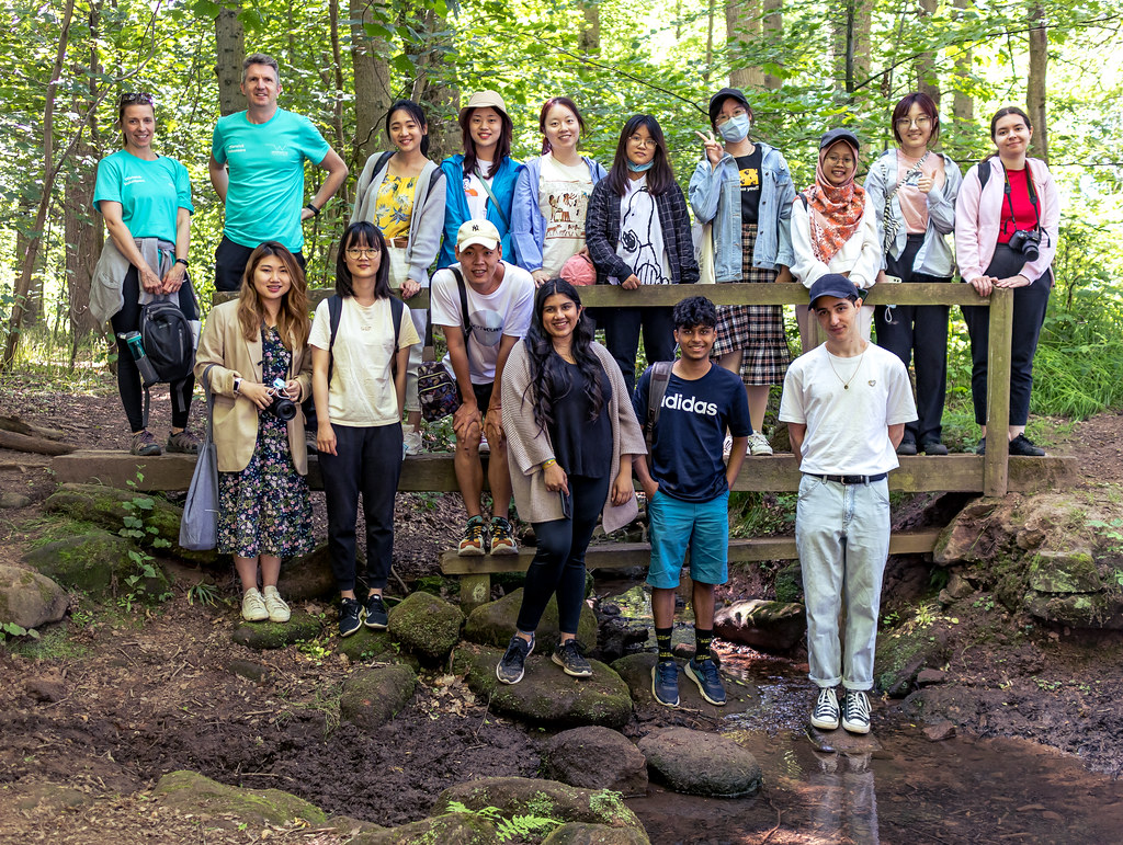 Summer Walk - Crackley Woods - 12 Jun 2021