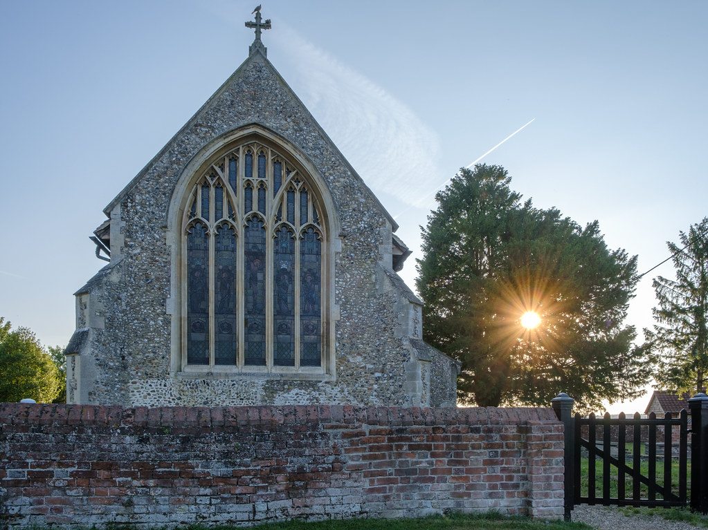Churches of Willingale in Essex