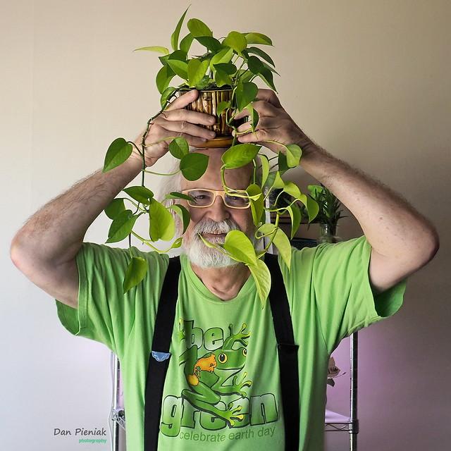 Green Selfie Sunday