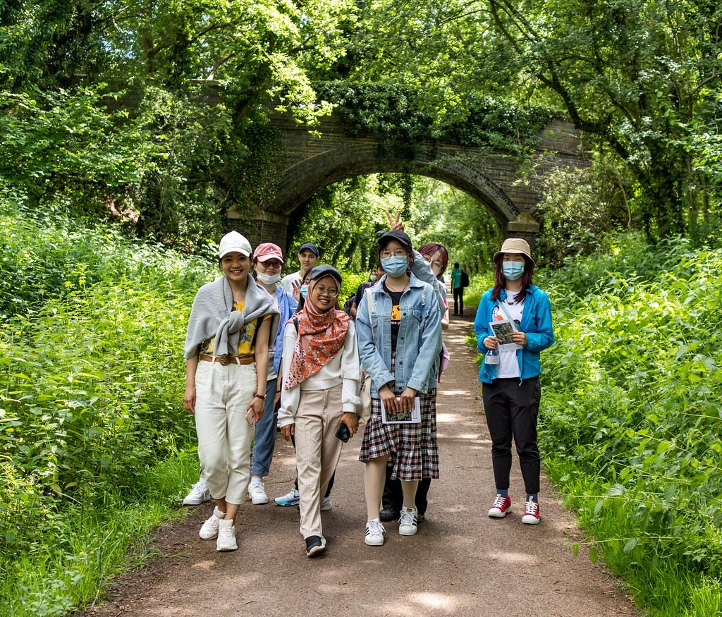 Summer Walk - Kenilworth Greenway - 12 Jun 2021
