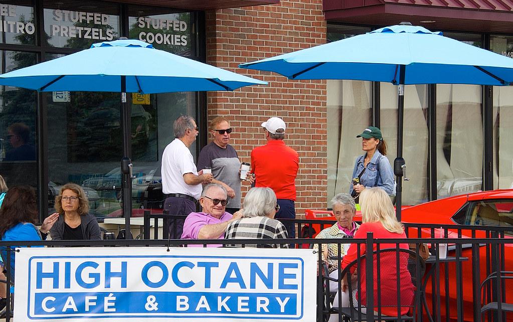 High Octane Cafe Cobras and Coffee 6.12.2021