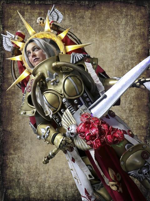 Warhammer 40K - Saint Catherine