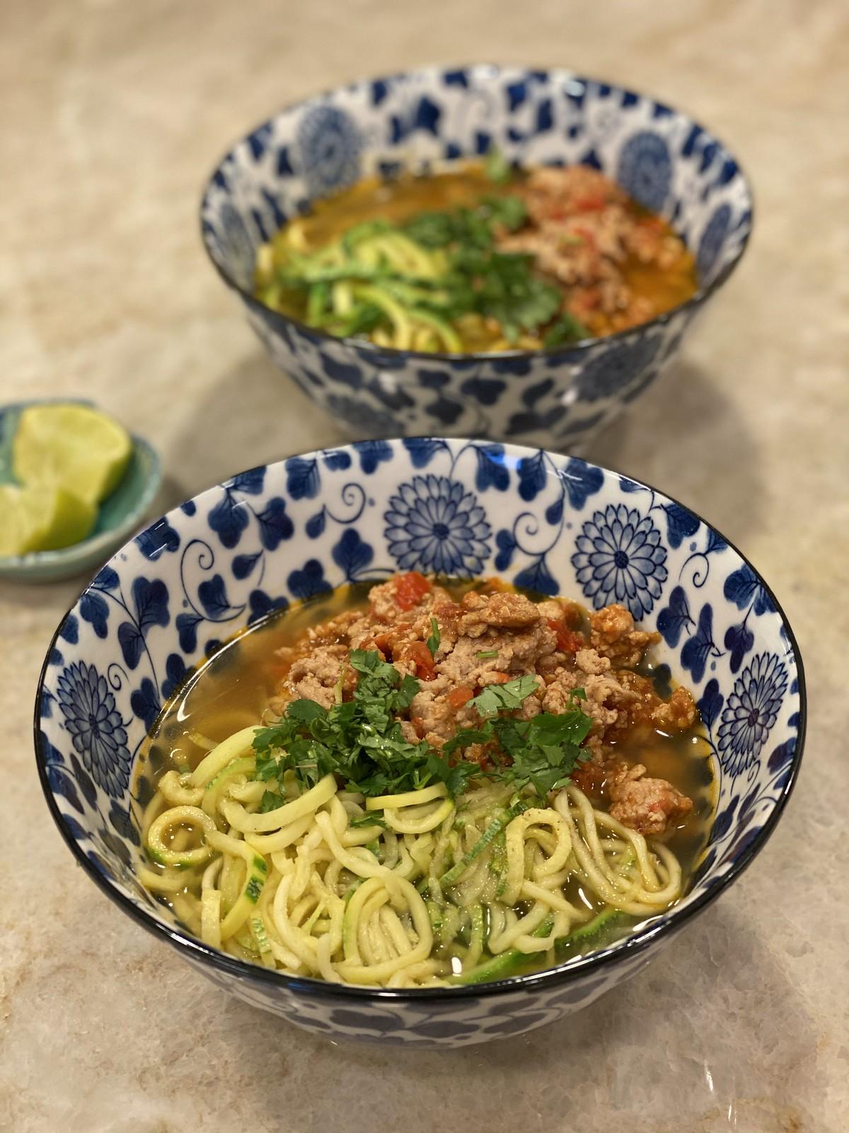 Laotian-Style Khao Soi