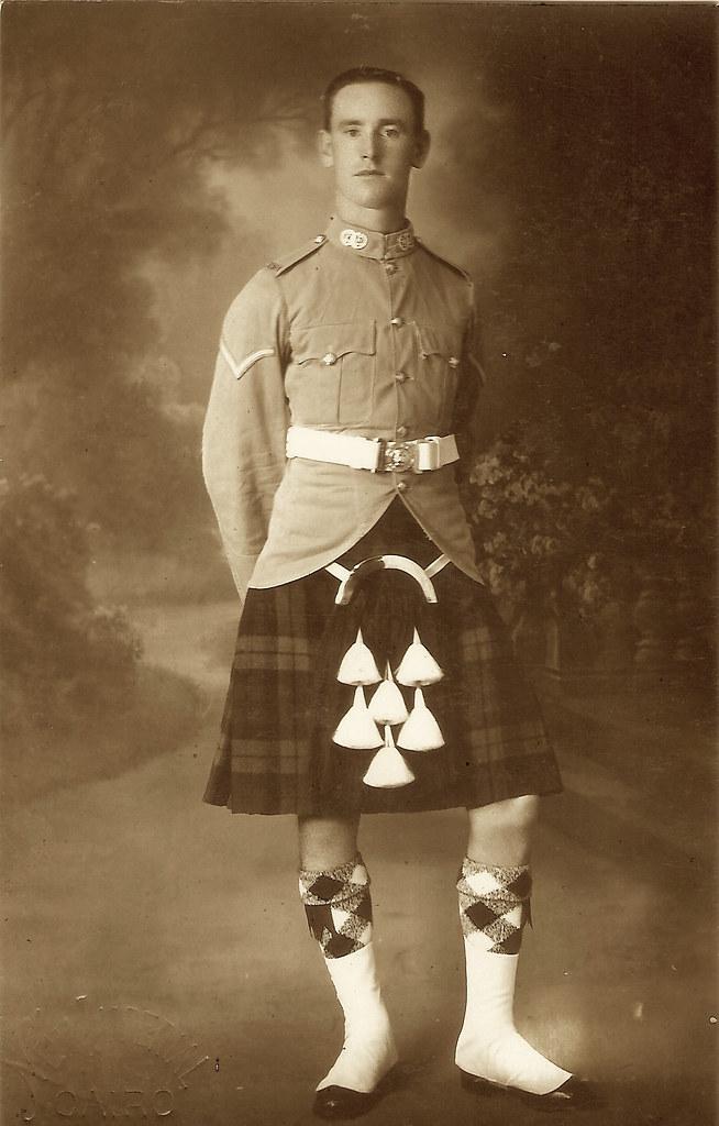 Argyll & Sutherland Highlanders - 21EH