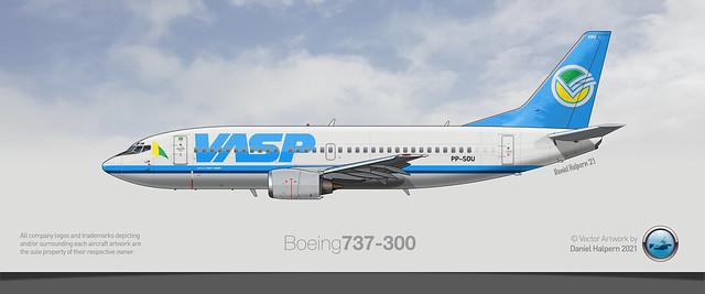 VASP Boeing 737-300