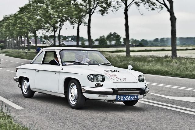 Panhard 24CT Type N1 1967 (3445)