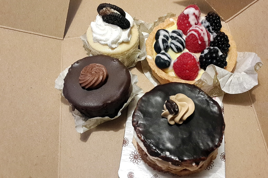 fortinos' assorted cakes
