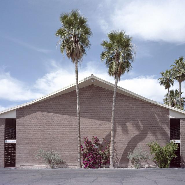 motel palms. tucson, az. 2015.