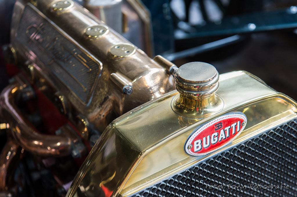 Bugatti Type 15 - 1910