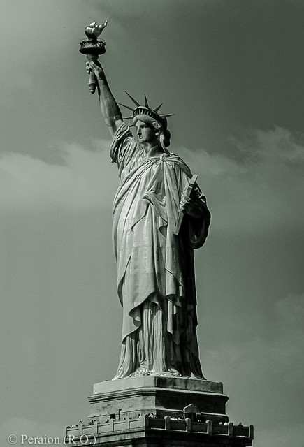 Statue of Liberty, New York - 1988
