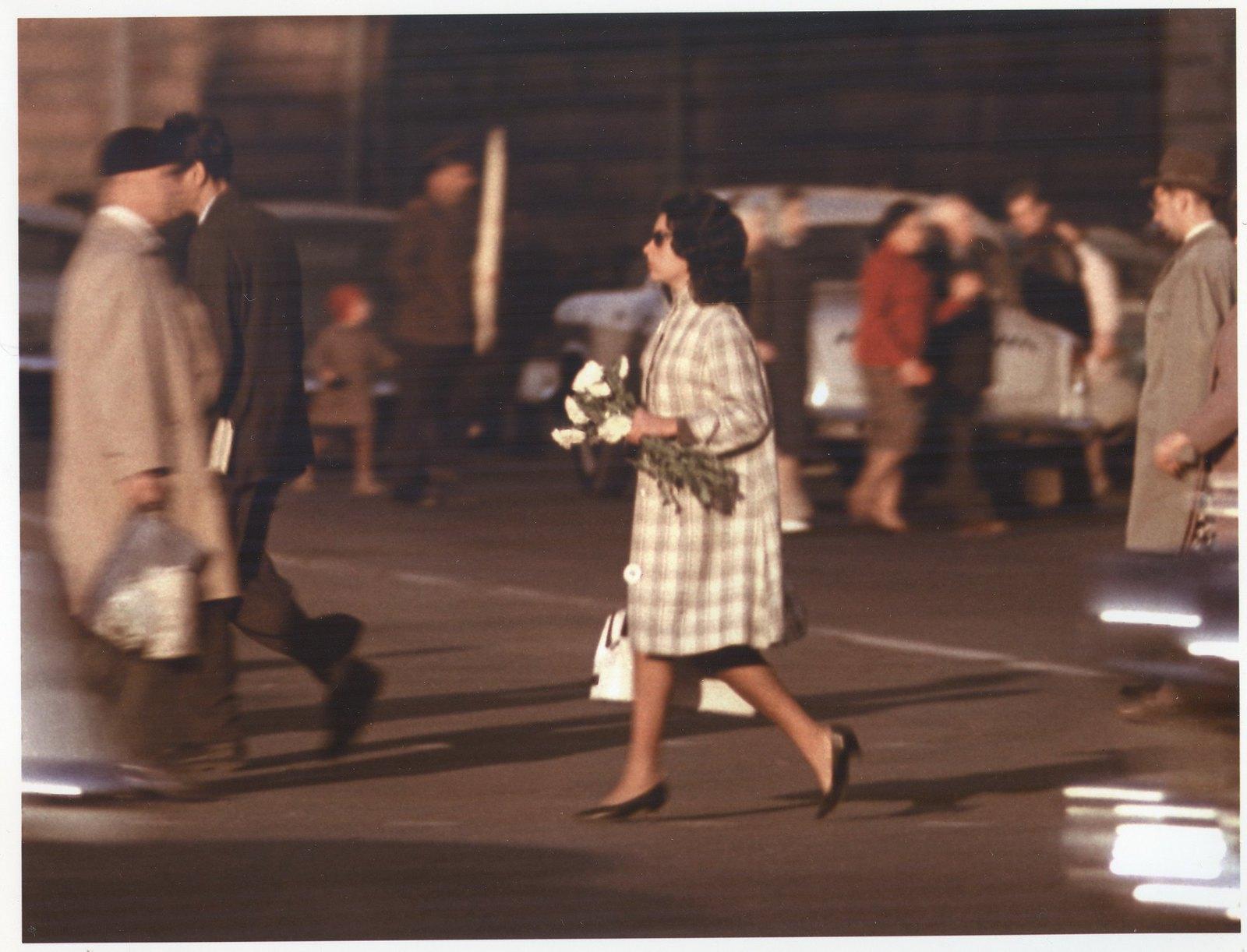1961. На улицах Москвы