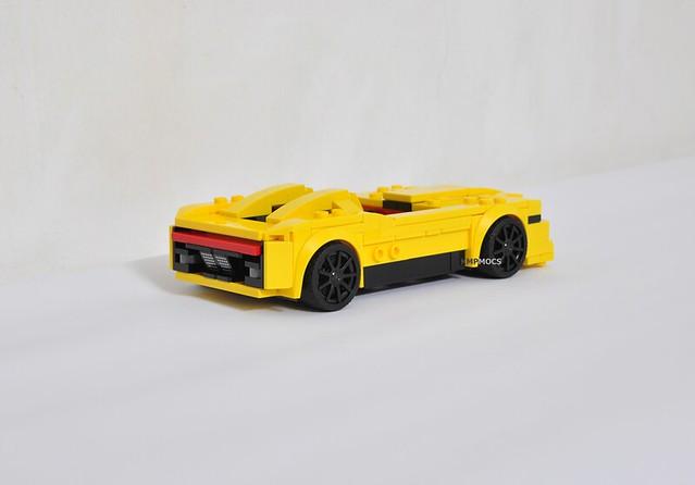 Alternate of Lego 76901 - Bugatti Speedster Concept