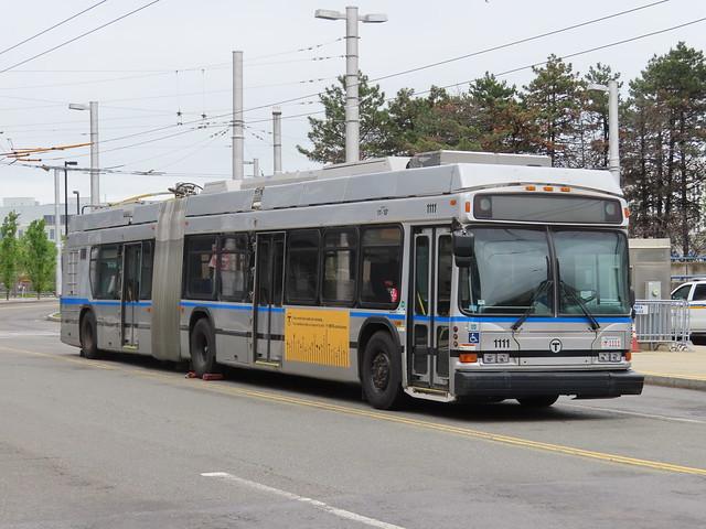 MBTA Neoplan DMA-460LF