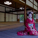 Maiko & Geiko posted a photo:【Maiko, April 25, 2021】Maiko is Koaki.Shooting location is Seirai-in Temple.Photo by Hiromichi_Mori. 【舞妓, 2021-04-25】舞妓は小晶さんです。撮影場所は西来院。Photo by Hiromichi_Mori.-----------------About reprint of photograph :The reproduction and use of photographs are welcome, but please be sure to include the following information.写真の転載について :写真の転載・使用は歓迎いたしますが、その際に必ず 次の記載をしていただくようお願いします。Maiko is Koaki.Photo by Photographer name/撮影者名.(licensed CC BY-SA 2.0)55maiko.net