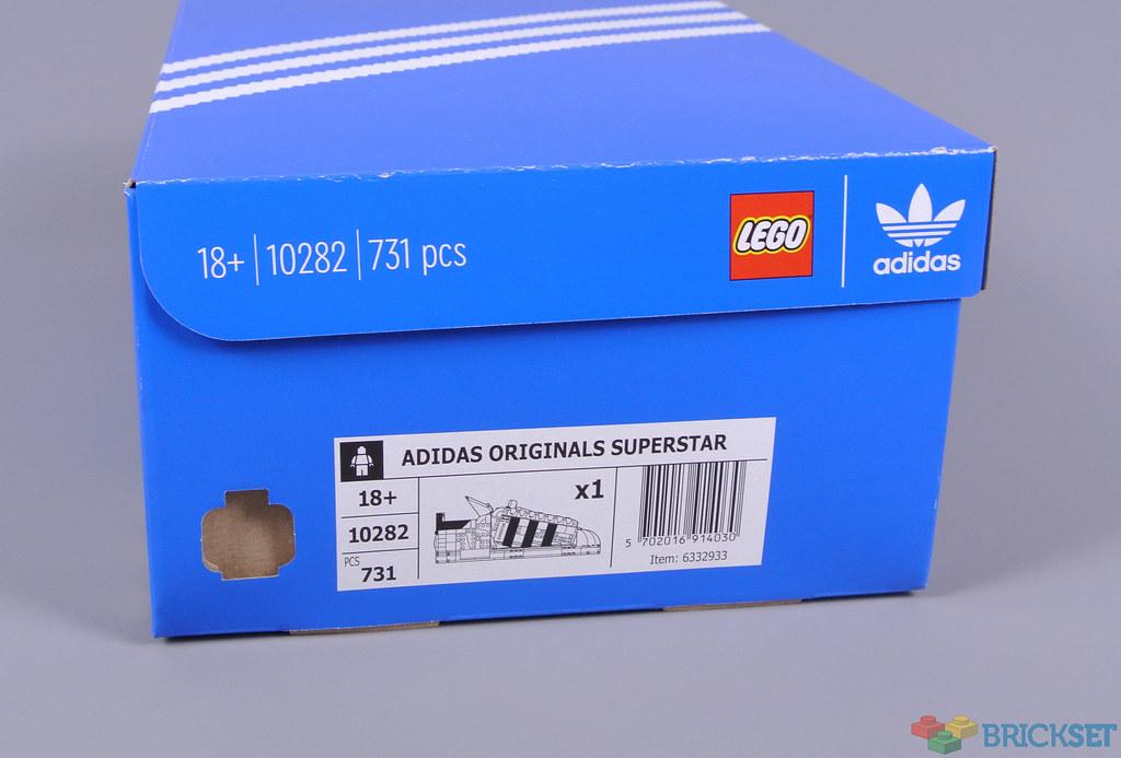 Review: 10282 Adidas Originals Superstar   Brickset: LEGO set ...
