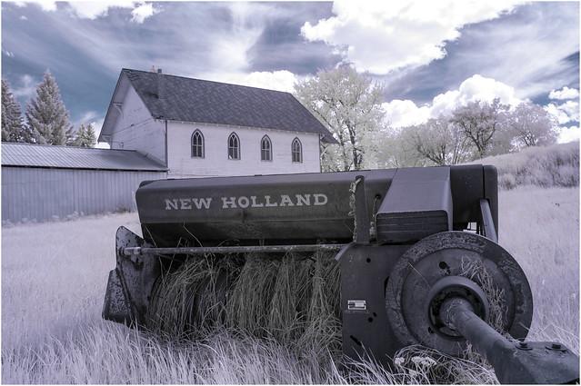 Church & New Holland