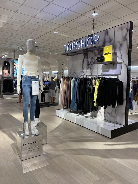 Topshop Nordstrom Shops at Merrick Park