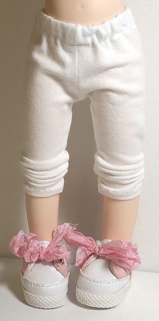 White…Leggings For Gorjuss…
