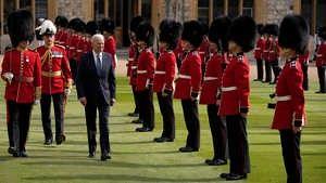Windsor Castle Military & Afternoon Tea
