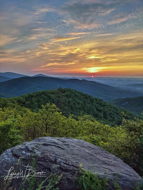 Buck Hollow Sunrise
