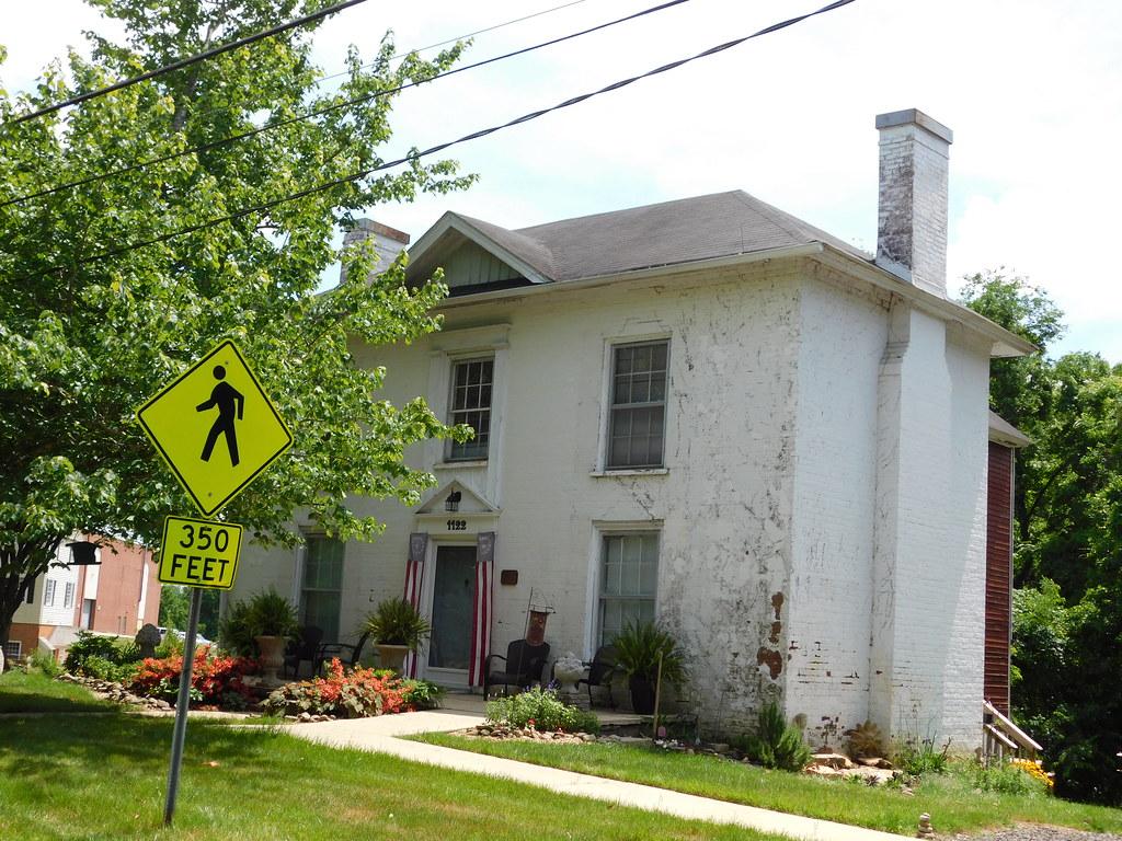 Dillard-Settle-Martin-Irving House