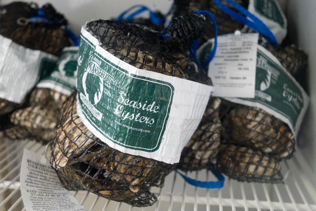 VSAREC Seafood Video Stills