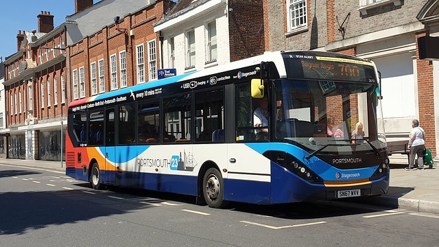Stagecoach South 26151 (SN67 WVV) Chichester 14/6/21